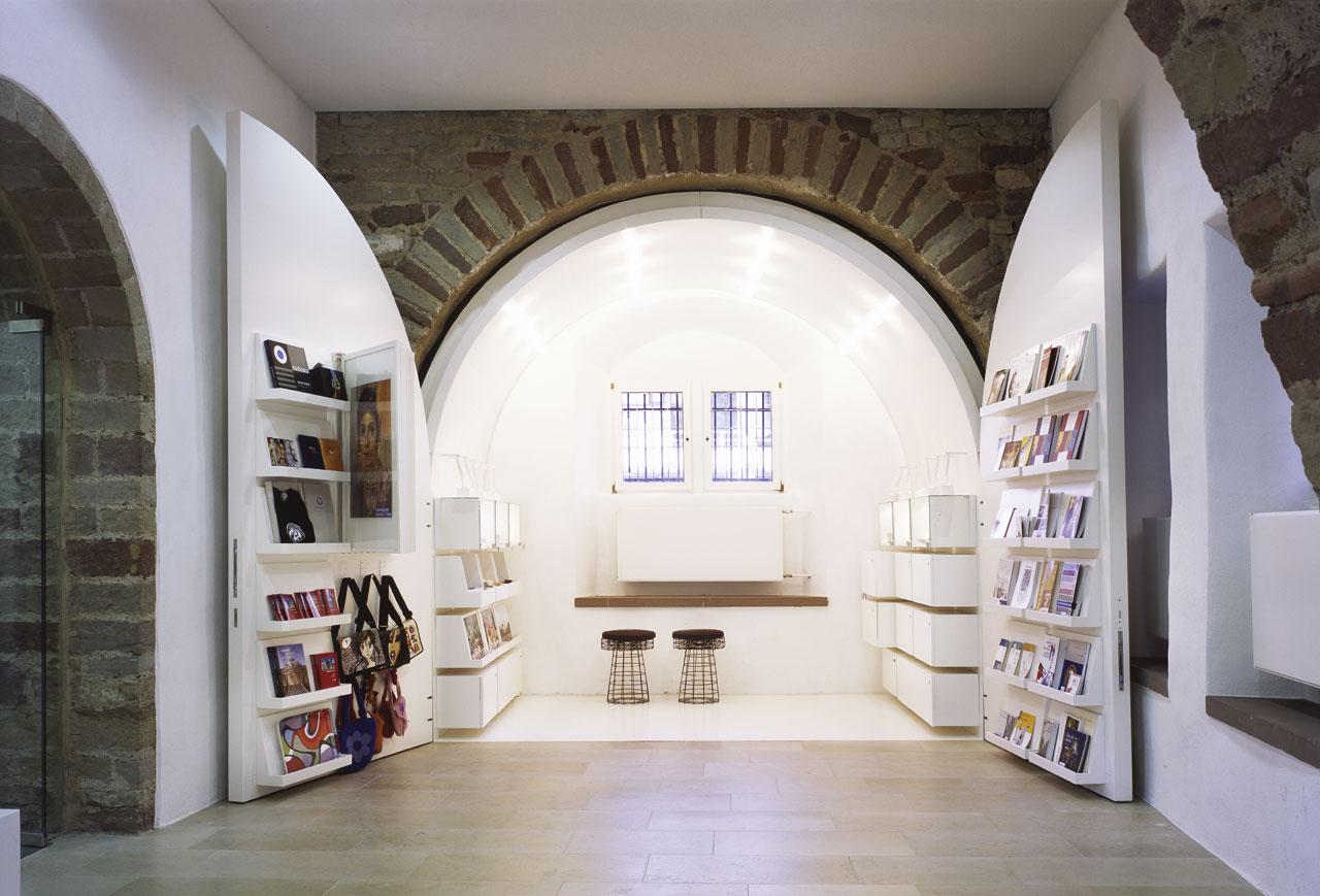 carsten gerhards architekten & designer – Simeonstift Trier   Shop